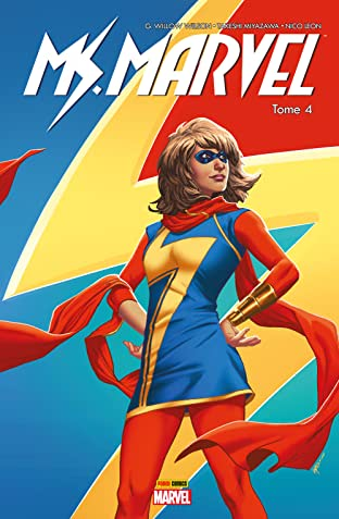Ms. Marvel Vol. 4: Super célèbre