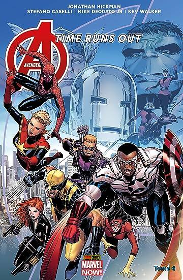 Avengers: Time Runs Out Vol. 4: La chute des dieux