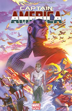 Captain America Vol. 5: Le soldat de demain