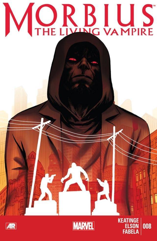 Morbius: The Living Vampire #8