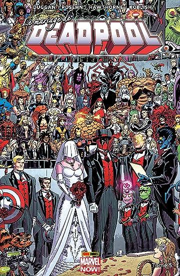 Deadpool Vol. 5: Le mariage de Deadpool