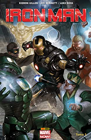 Iron Man Vol. 5: Les anneaux du Mandarin