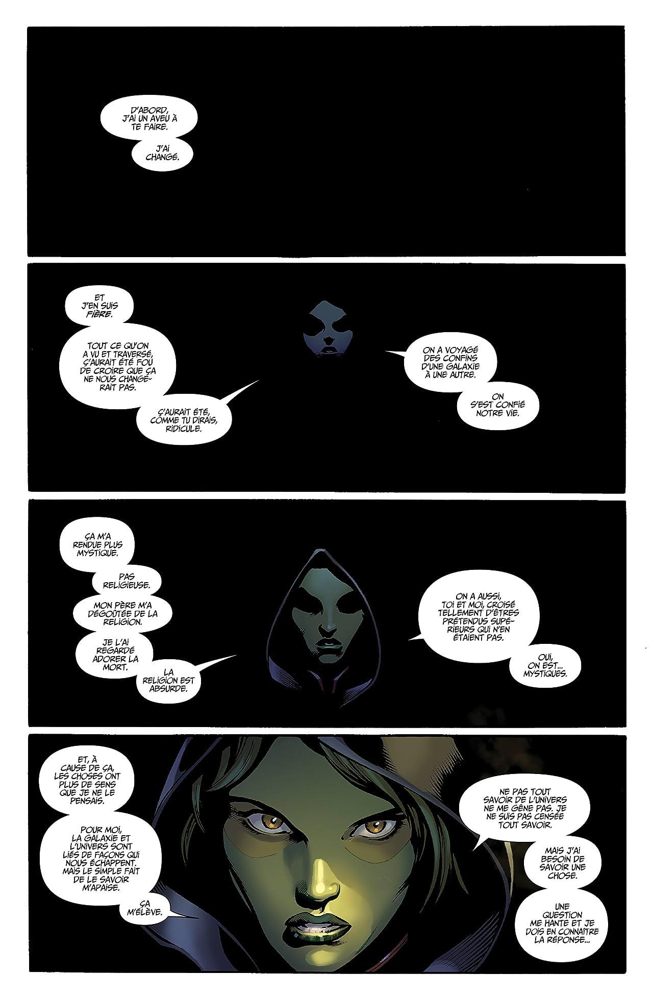 Les Gardiens de la Galaxie Vol. 4: Original sin