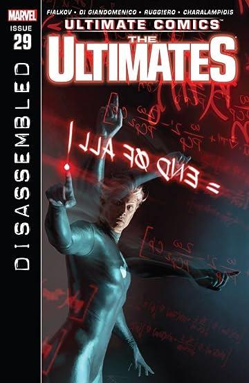 Ultimate Comics Ultimates #29