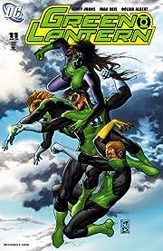 Green Lantern (2005-2011) #11
