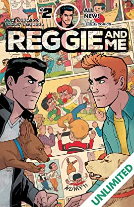 Reggie and Me (2016-) #2