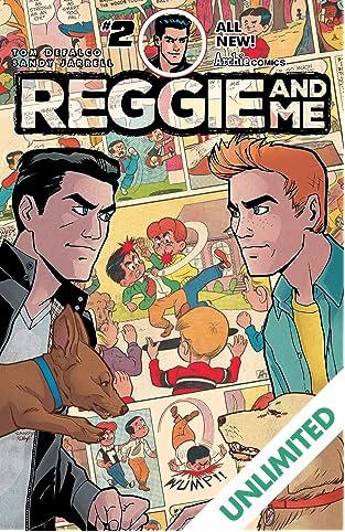 Reggie and Me (2016-) #2