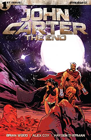 John Carter: The End #1