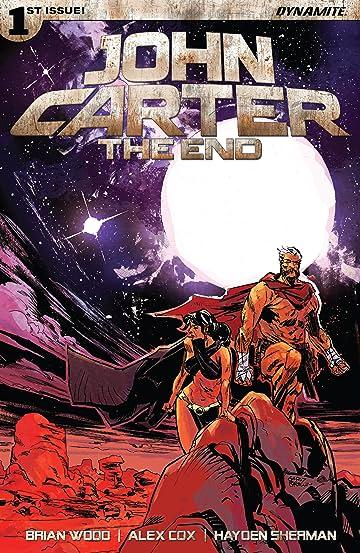 John Carter: The End #1