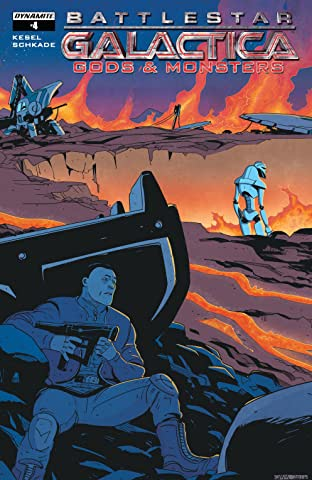 Battlestar Galactica: Gods & Monsters #4
