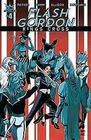 Flash Gordon: Kings Cross #4