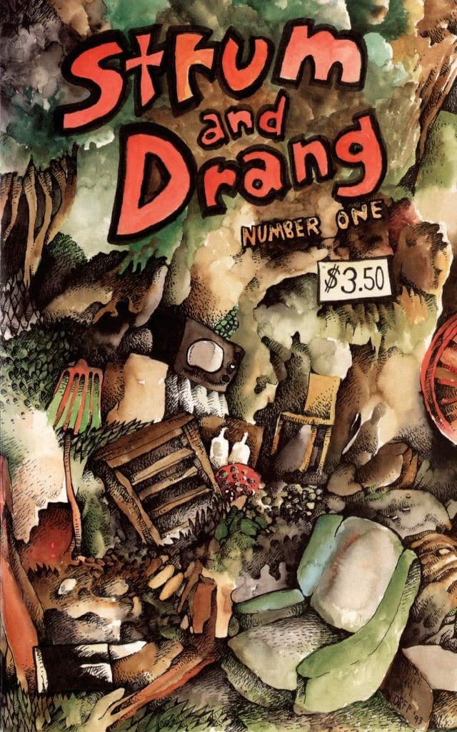 Strum and Drang #1: Preview