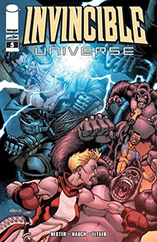 Invincible Universe No.5