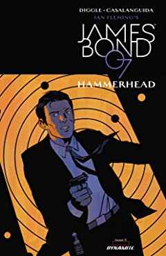 James Bond: Hammerhead (2016-2017) #5 (of 6)