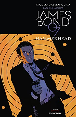 James Bond: Hammerhead (2016-2017) No.5 (sur 6)
