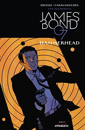 James Bond: Hammerhead (2016-2017) #5 (of 6)