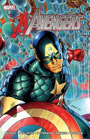 Avengers By Brian Michael Bendis Vol. 5