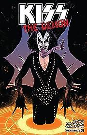 Kiss: The Demon #2
