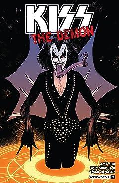 Kiss: The Demon No.2