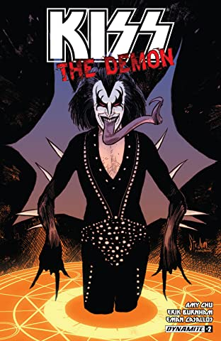 Kiss: The Demon #2