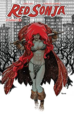 Red Sonja Tome 4 No.2