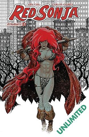 Red Sonja Vol. 4 #2