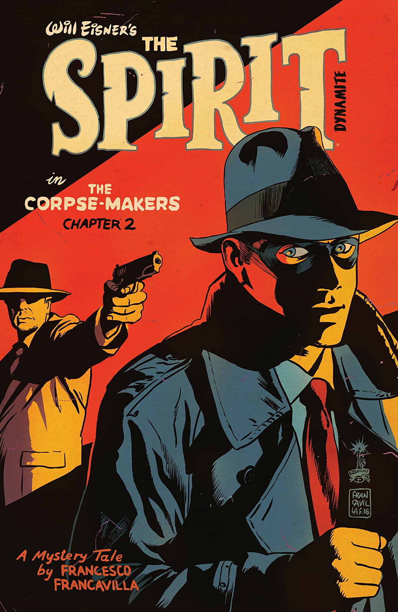 Will Eisner's The Spirit: The Corpse-Makers #2