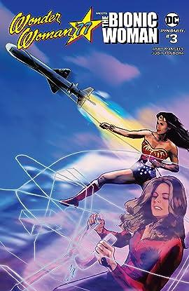 Wonder Woman '77 Meets The Bionic Woman #3