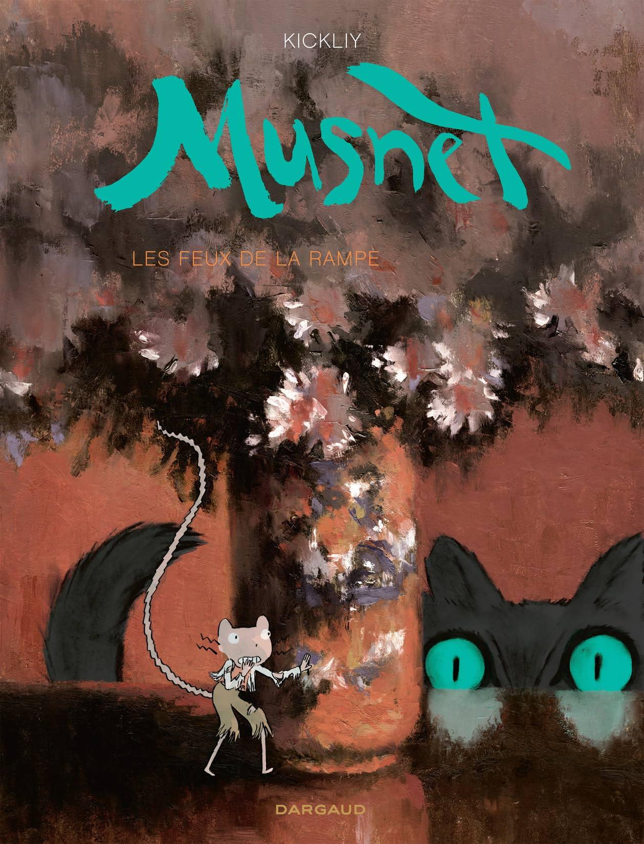 Musnet Vol. 3: Les feux de la rampe