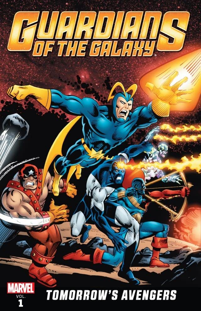 Guardians of the Galaxy: Tomorrow's Avengers Tome 1