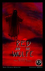 Red and the Wolfe #10: The White Tiger