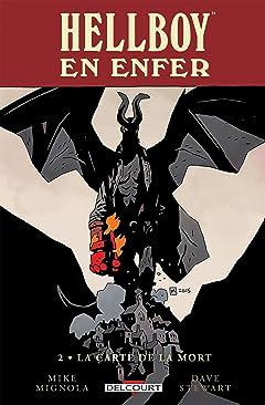 Hellboy en enfer Tome 2: La Carte de la Mort