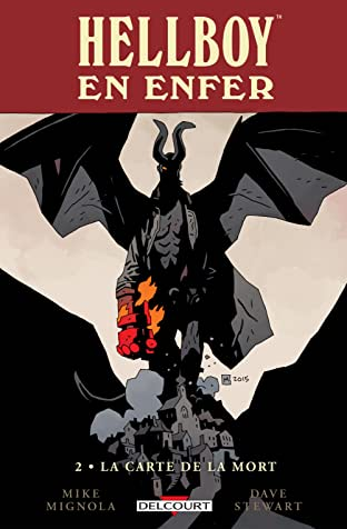 Hellboy en enfer Vol. 2: La Carte de la Mort