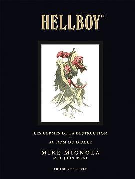 Hellboy Deluxe Vol. 1