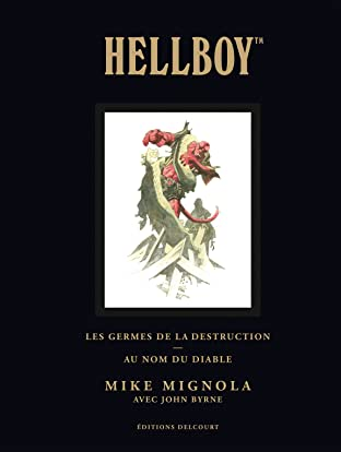 Hellboy Deluxe Tome 1