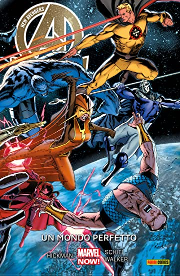 New Avengers Vol. 4: Un Mondo Perfetto