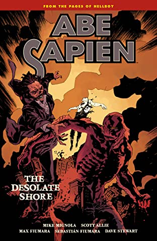 Abe Sapien Tome 8: The Desolate Shore