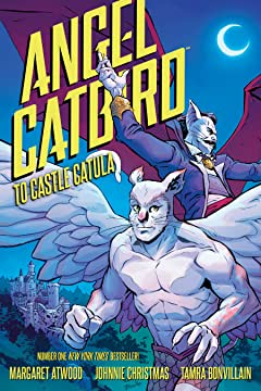 Angel Catbird Tome 2: To Castle Catula