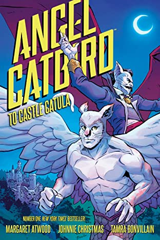 Angel Catbird Tome 2: To Castle Catula