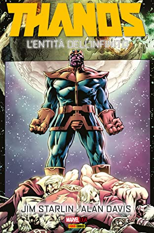 Thanos Vol. 3: L'Entità Dell'infinito