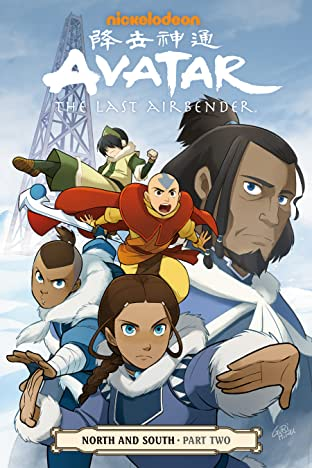 Avatar: The Last Airbender -North and South: Part 2
