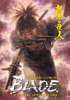 Blade of the Immortal Tome 22