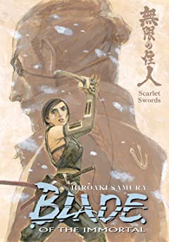 Blade of the Immortal Tome 23