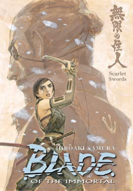 Blade of the Immortal Vol. 23