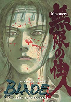 Blade of the Immortal Tome 24