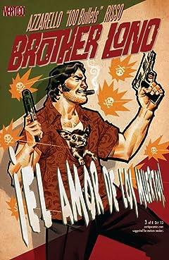 100 Bullets: Brother Lono No.3 (sur 8)
