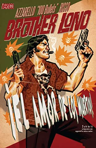 100 Bullets: Brother Lono No.3 (sur 8)