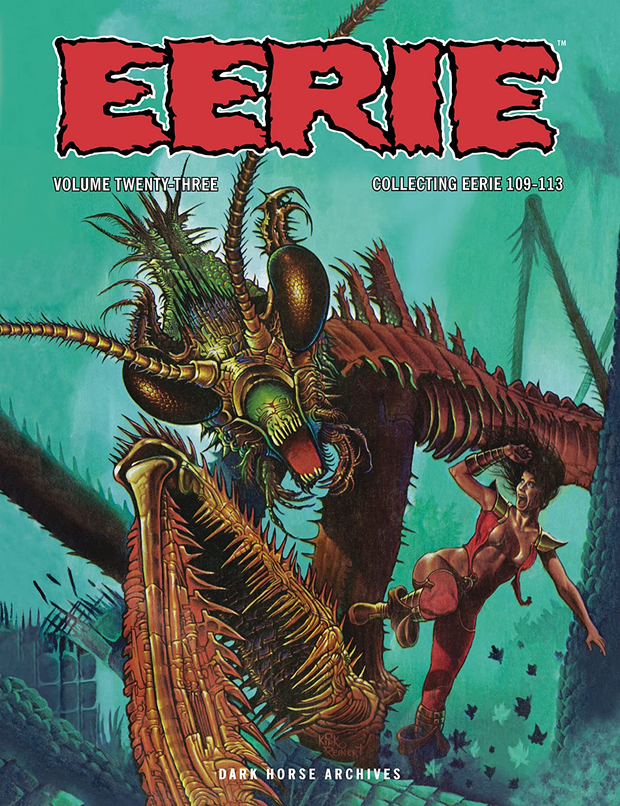 Eerie Archives Vol. 23