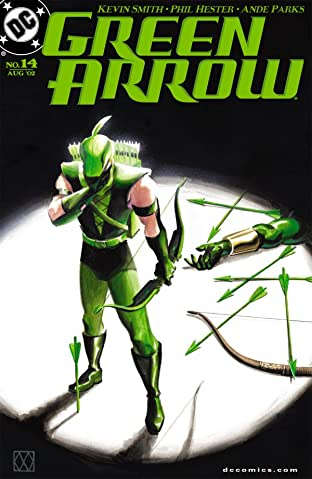 Green Arrow (2001-2007) No.14