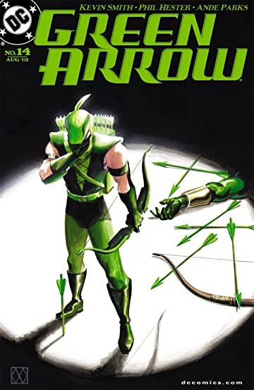 Green Arrow (2001-2007) #14